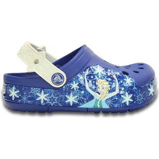 Crocs Lights Disney Frozen - Cerulean Blue/Oyster