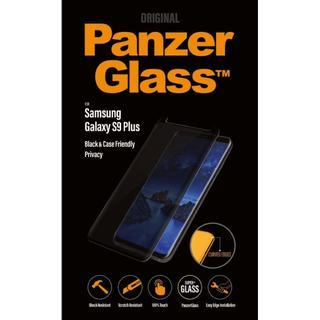 PanzerGlass Privacy Case Friendly Screen Protector for Galaxy S9 Plus
