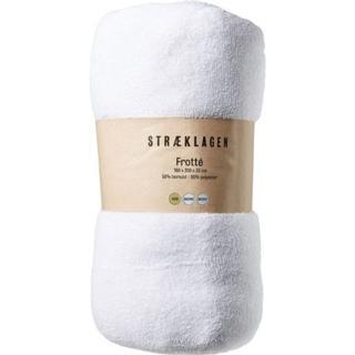 Stretch Layer Badehåndklæde Hvid (200x180cm)