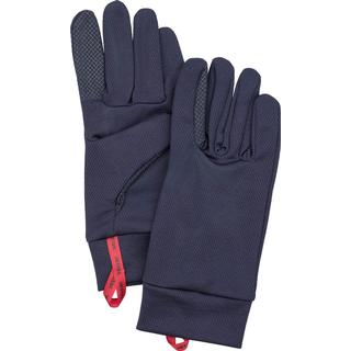 Hestra Touch Point Dry Wool Gloves - Navy