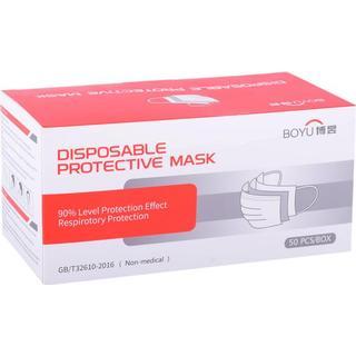 Boyu Medical Mask 3-Layer 50-pack