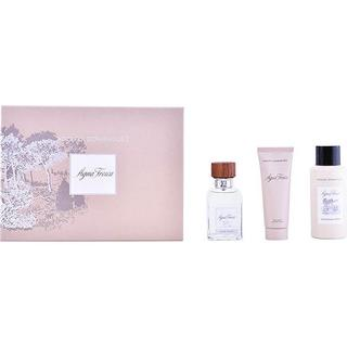 Adolfo Dominguez Agua Fresca Gift Set EdT 120ml + After Shave 75ml + Deo Spray 150ml