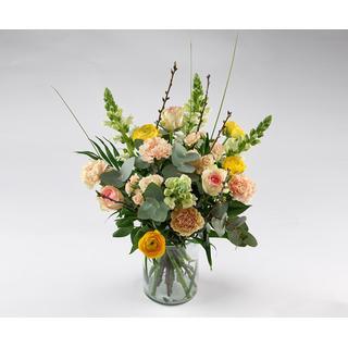 Blandede blomster