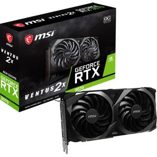 MSI GeForce RTX 3070 Ventus 2X OC HDMI 3xDP 8GB