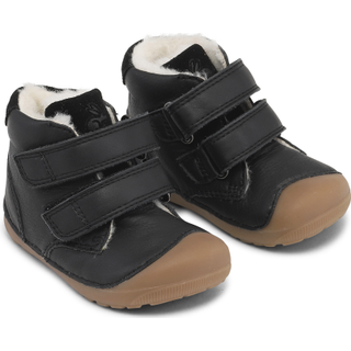 Bundgaard Petit Winter Mid Velcro - Black