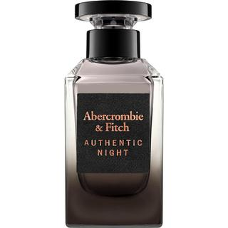 Abercrombie & Fitch Authentic Night Man EdT 100ml