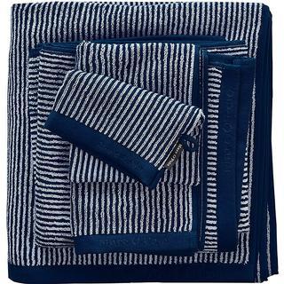 Marc O'Polo Timeless Badehåndklæde Multifarvet (140x70cm)