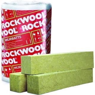 Rockwool Murbatts 37 1000x190x267mm 1.6M²