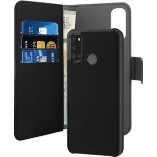 Puro 2-in-1 Detachable Wallet Case for Galaxy A21s