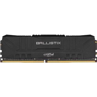 Crucial Ballistix Black DDR4 3000MHz 16GB (BL16G30C15U4B)