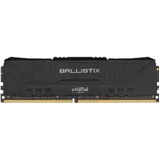 Crucial Ballistix Black DDR4 3600MHz 8GB (BL8G36C16U4B)