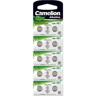 Camelion AG1 Compatible 10-pack