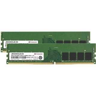 Transcend JetRam DDR4 3200MHz 2x8GB (JM3200HLB-16GK)
