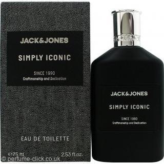 Jack & Jones Premium Black Simply Iconic EdT 75ml