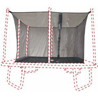 Safety Net for Trampoline Extreme 336x336cm