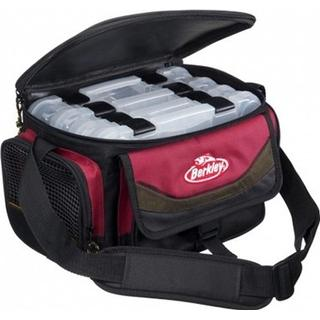 Berkley Pasture Bag with 4 Boxes 32cm