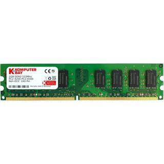 Komputerbay DDR2 533Mhz 2GB (KB_2GB_PC2_4300_533_DIMM)