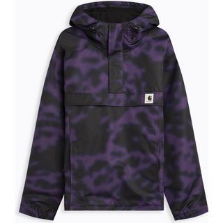 Carhartt W' Nimbus Winter Pullover - Camo/Blur Purple