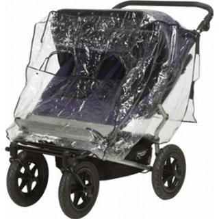 Playshoes Universal Raincover for Twin Stroller