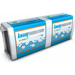 Knauf Glasull EcoBatt 37 900x70x600mm 6.48M²