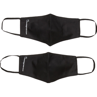 Knowledge Cotton Apparel Face Mask 2-pack
