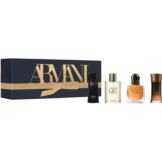 Giorgio Armani Miniatures Male Set