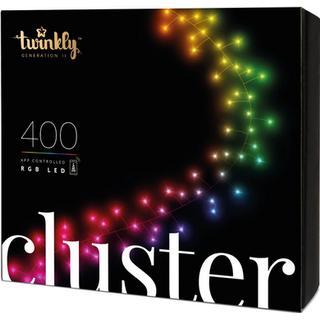Twinkly Cluster 400L Lyskæder