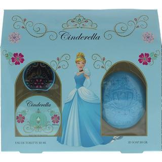 Disney Cinderella Gift Set EdT 50ml + Soap 50g