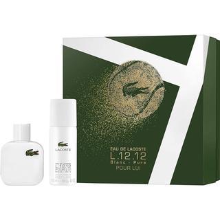 Lacoste L.12.12 Blanc Gift Set EdT 50ml + Deo Spray 150ml