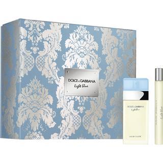 Dolce & Gabbana Light Blue Gift Set EdT 25ml + EdT 10ml