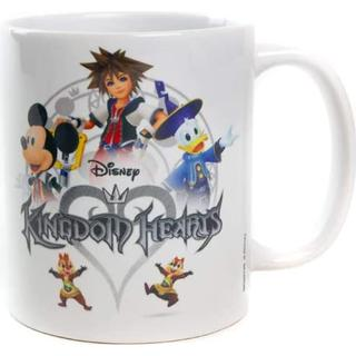 Disney Kingdom Hearts Logo Krus 31.5 cl