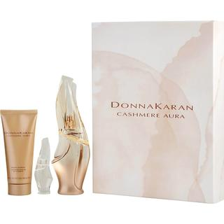 DKNY Cashmere Aura Gift Set EdP 100ml + EdP 10ml + Body Lotion 100ml