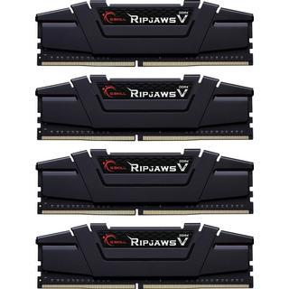 G.Skill Ripjaws V Black DDR4 3600MHz 4x16GB (F4-3600C14Q-64GVK)