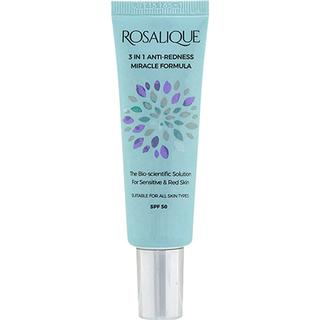 Rosalique 3 in 1 Anti-Redness Miracle Formula SPF50 30ml