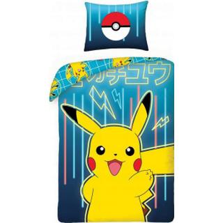 Pokémon Pikachu Duvet Cover Set 140x200cm