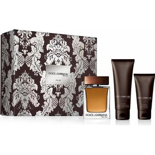 Dolce & Gabbana The One Gift Set Edt 100ml + After Shave Balm 50ml + Shower Gel 50ml