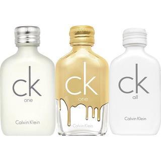 Calvin Klein CK Miniatures Gift Set CK One EdT 10ml + CK Gold EdT 10ml + CK All EdT 10ml