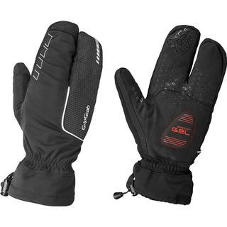 Gripgrab Nordic Windproof Deep Winter Lobster Glove Men - Black