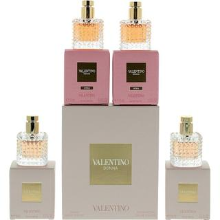 Valentino Donna Miniature Gift Set EdP 2 x 6ml + EdT 2 x 6ml