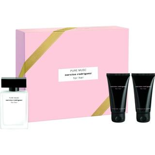 Narciso Rodriguez For Her Pure Musc Gift Set EdP 50ml + Body Lotion 50ml + Shower Gel 50ml