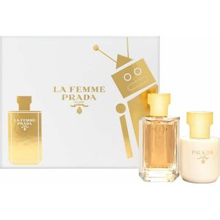 Prada La Femme Gift Set EdP 50ml + Body Lotion 100ml