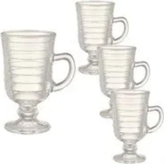 Dorre Gigi Cafe latte glas 13 cl 4 stk