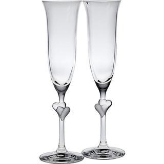 Stölzle L'Amour Champagneglas 17.5 cl 2 stk