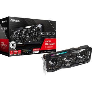 Asrock Radeon RX 6800 Challenger Pro OC HDMI 3xDP 16GB