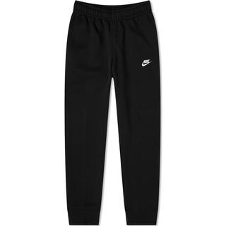 Nike Club Fleece Pants Men - Black/White
