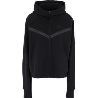 Nike Tech Fleece Windrunner Full-Zip Hoodie Women - Black