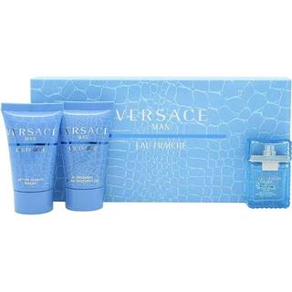 Versace Eau Fraiche Mini Gift Set EdT 5ml + Shower Gel 25ml + After Shave Balm 25ml
