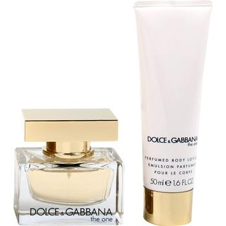 Dolce & Gabbana The One Gift Set EdP 30ml + Body Lotion 50ml