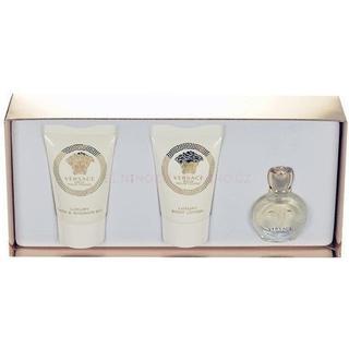 Versace Eros Pour Femme EdP 5ml + Shower Gel 25ml + Body Lotion 25ml