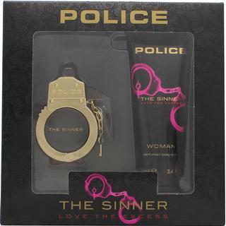 Police The Sinner Gift Set EdT 30ml + Body Lotion 100ml
